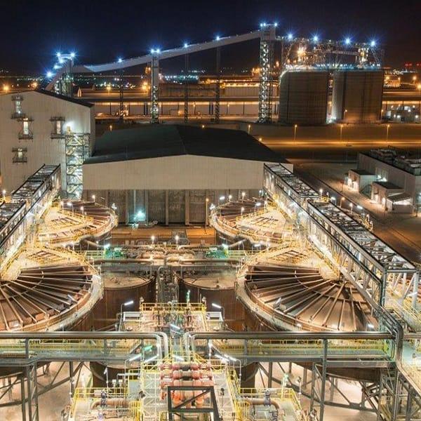 Worsley Alumina Refinery